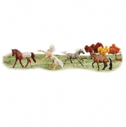 Breyer Stablemates Dapples and Dots